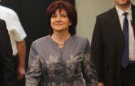 Караянчева благодари на депутатите, които я подкрепиха. Попита и къде е нейната вина в историята със записа!