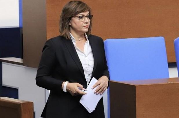Тошев посъветва Нинова да престане да съди журналисти, защото не е коректно.