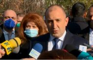 Румен Радев се обърна към Борисов за Македония: Късно браните интереса ни за Северна Македония