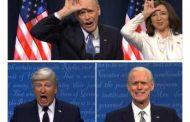"""В ефира на Saturday Night Live по NBC беше поставен празничен скеч в чест на """"победата"""" на Байдън"""