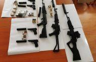 """Специализираната прокуратура обвини пет лица, сред които двама работници в завод """"Арсенал"""", за незаконно производство, държане и продажба на огнестрелни оръжия"""