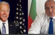 Премиерът Бойко Борисов побърза да поздрави Джо Байдън за победата
