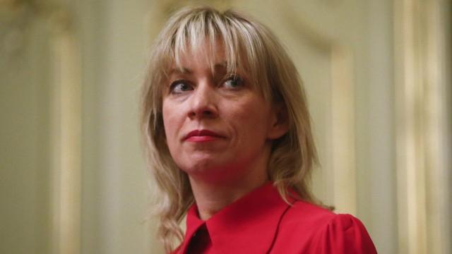 Захарова: В Русия сме принеснени от случващото се в България и Румъния.