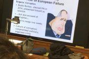 От Отровното трио показаха какво учат студентите по политология във Великобритания. Що е то корупция – Бойко Борисов