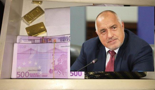 Ивайло Мирчев: В прословутото си интервю премиерът Борисов показва странна разсеяност за произхода на златните кюлчета в чекмеджето му