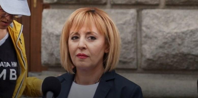 Мая Манолова оглави анкетата комисия за ревизия на последното правителство на ГЕРБ, за да не открие нередности.