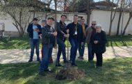Калоян Паргов: Чудесен начин да завършим кампанията е засаждането на дървета