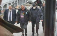 Борисов отново спешно в болница, след като е в оставка.