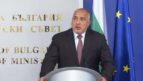 """Маркет линкс"""" потвърждава завръщането на Борисов. ГЕРБ първа политическа сила на изборите"""