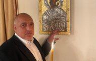 Премиерът в оставка Бойко Борисов честити Великден: Ако не се вразумим, ще платим висока цена за политическите авантюри.