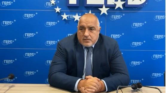 Според Бойко Борисов служебното правителство изпълнява мръсни поръчки (ВИДЕО)