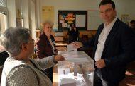 Калоян Паргов ще гласува в 10.15 часа