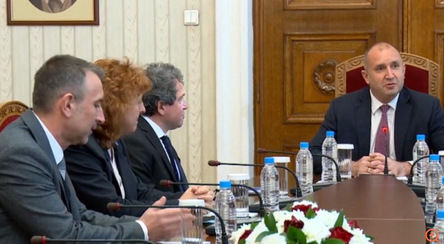 Президентът поиска от ИТН правителство