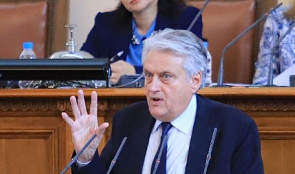 Бойко Рашков: Главният прокурор фактически е недосегаем
