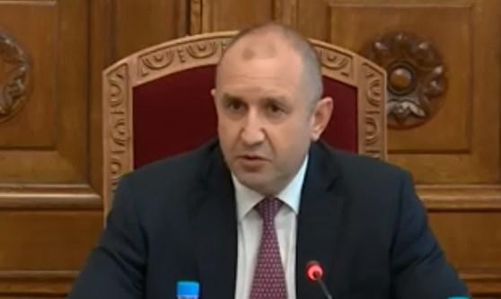 Консултациите при президента Радев. Какво се случи?