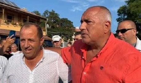"""Бойко Борисов на прокурор за """"с гол г*з таралеж ще мачкаш"""""""