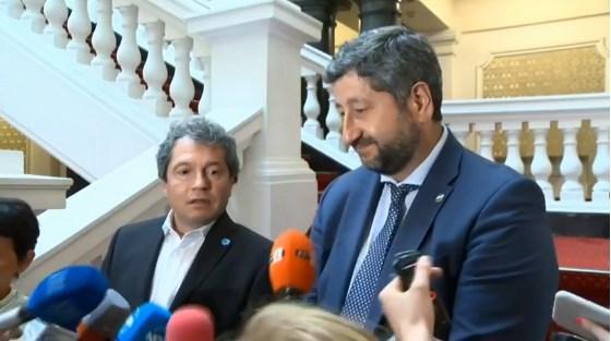 Тошко Йорданов пред ДБ: Нямаме различия! Изчегъртването на ГЕРБ е задача номер 1