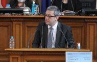 Тома Биков срещу Рашков: Беше шеф на НСлС в най-мутренските времена