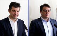 Кирил Петков и Асен Василев са готови за изборите.