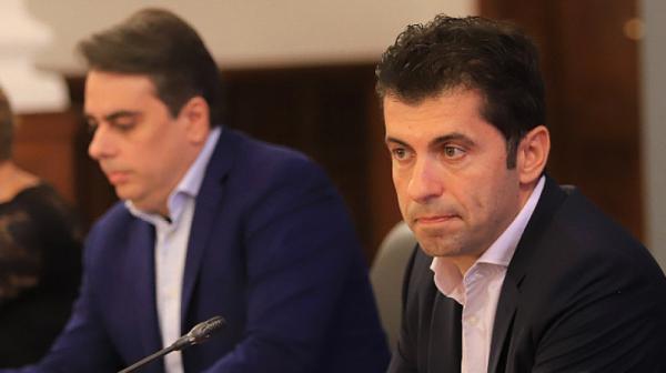 Кирил Петков и Асен Василев направиха първата си голяма грешка откакто мобилизираха вълна на одобрение от гражданите