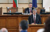 Стефан Янев: По време на блиц контрола в Народното събрание коментирах някои от основните теми от дневния ред на страната