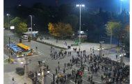 Орлов мост е блокиран тази вечер от недоволни от мерките срещу Ковид-19